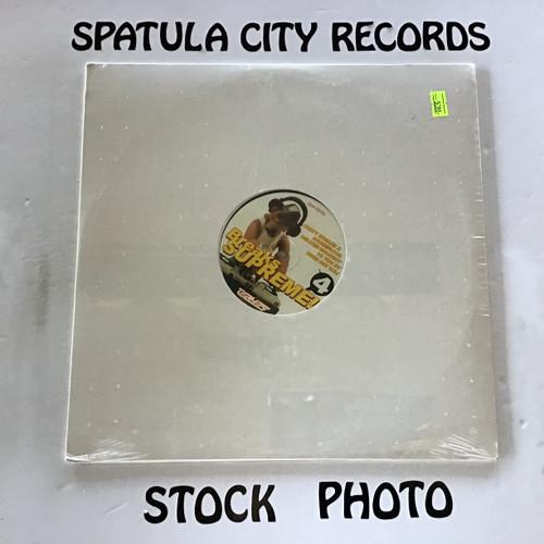 DJL! - Breaks Supreme - vinyl record LP