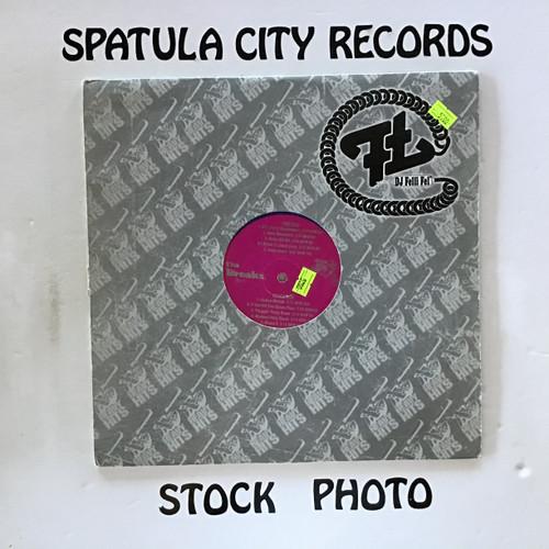 Raw Beats - Tha Breaks #11 - vinyl record LP