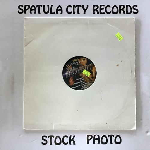Daddy Yankee / Don Omar - This Is Reggaeton - PROMO - vinyl record LP