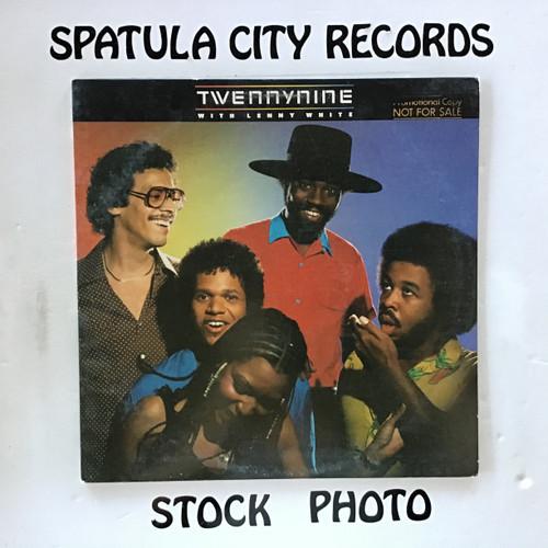 Twennynine with Lenny White - Twennynine with Lenny White - PROMO - vinyl record LP