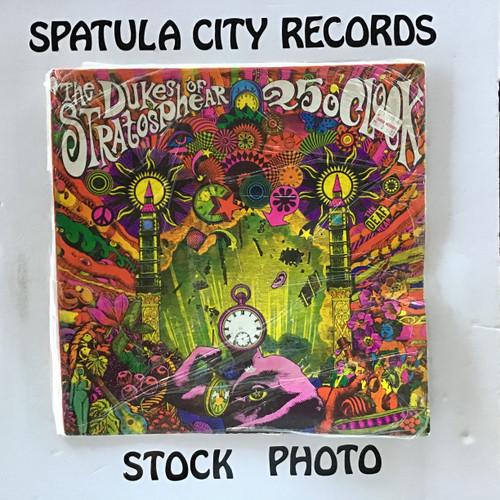 Dukes of Stratosphear, The - 25 O'Clock - IMPORT - vinyl record LP
