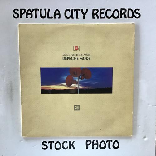 Depeche Mode - Music for the Masses - vinyl record Lp