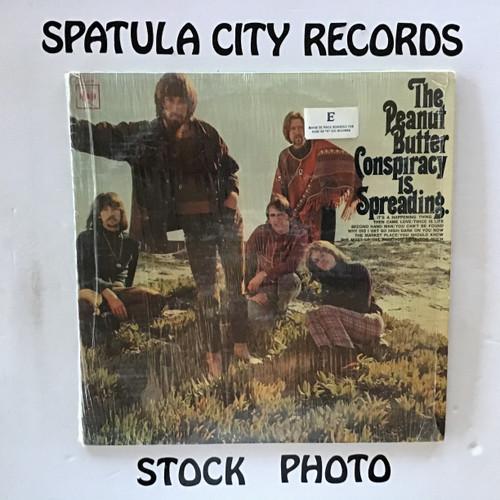Peanut Butter Conspiracy - Is Spreading - MONO - vinyl record LP