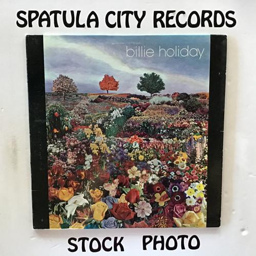 Billie Holiday - Broadcast Performances Volume 3, 1956-1958 - vinyl record LP