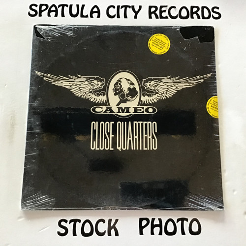 "Cameo - Close Quarters -  SEALED - 12"" single -  vinyl record LP"