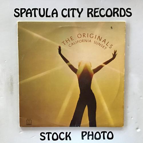 Originals, The - California Sunset - vinyl record LP