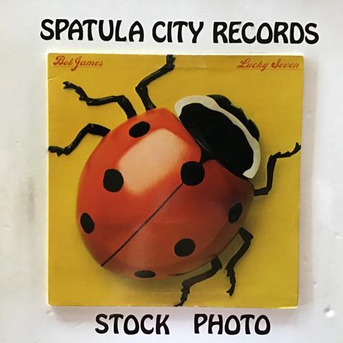 Bob James - Lucky Seven - vinyl record LP