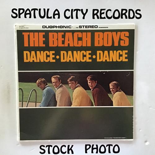 Beach Boy, The - Dance, Dance, Dance - DUOPHONIC -  vinyl record LP