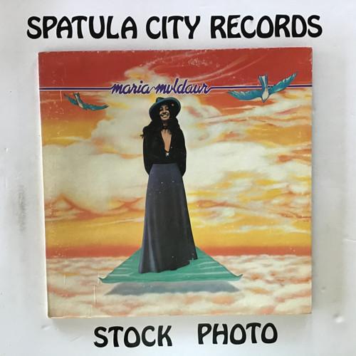 Maria Muldaur - Marie Muldaur - vinyl record LP