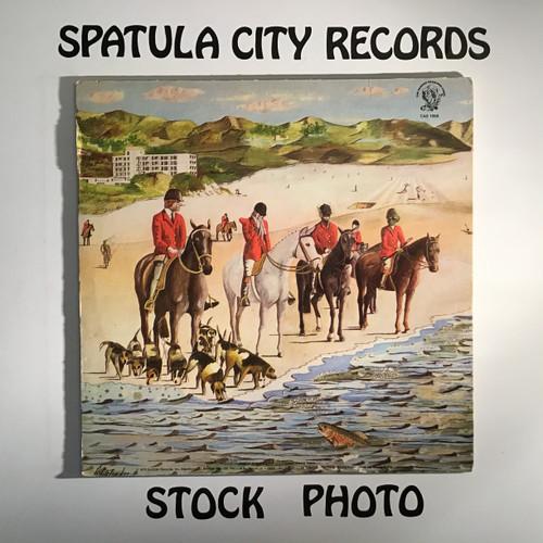 Genesis - Foxtrot  - vinyl record LP