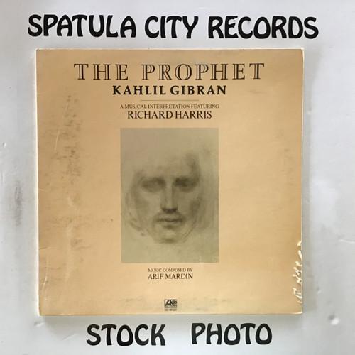 Kahil Gibran featuring Richard Harris - The Prophet - vinyl record LP