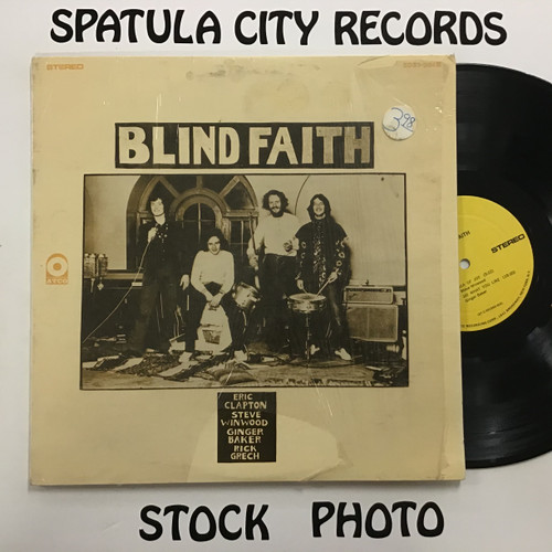 Blind Faith - Blind Faith - vinyl record album LP