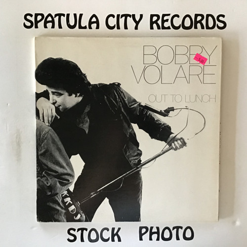 Bobby Volare - Out to Lunch - vinyl record LP