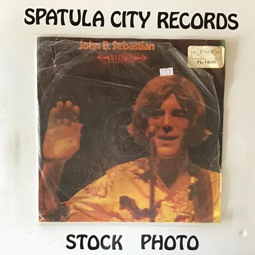 John B. Sebastian - John B. Sebastian - IMPORT - vinyl record LP