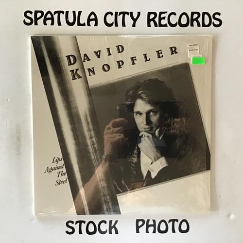 David Knopfler - Lips Against the Steel - vinyl record LP