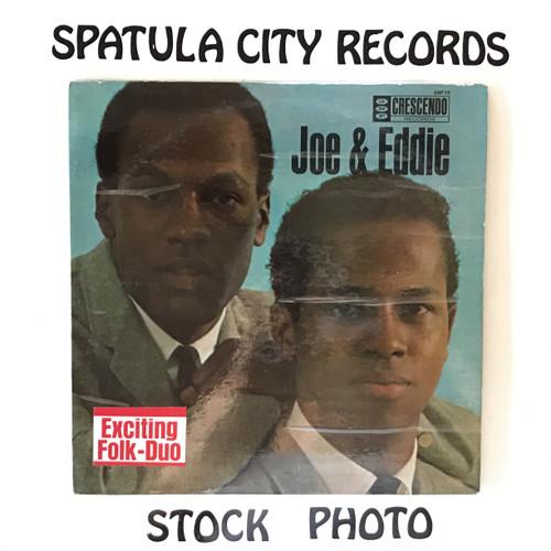 Joe and Eddie - Joe and Eddie - vinyl record LP