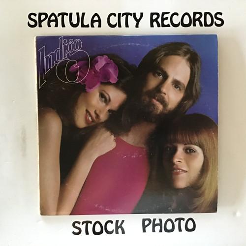 Indigo - Indigo - vinyl record LP