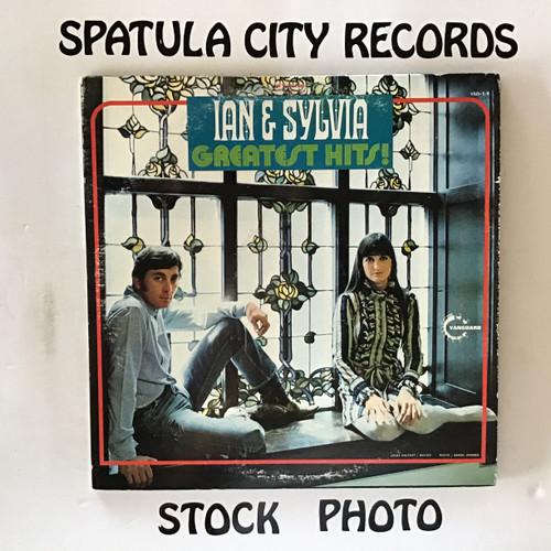 Ian and Sylvia - Greatest Hits - double vinyl record LP