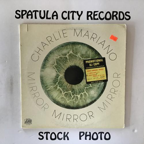 Charlie Mariano - Mirror - PROMO - vinyl record LP