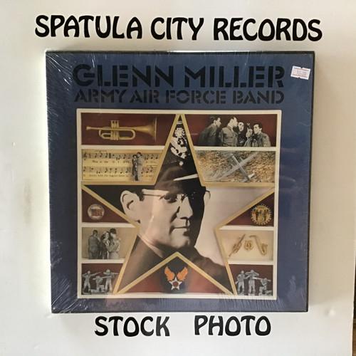 Glenn Miller - Glenn Miller Army Air Force Band - 4x vinyl record LP