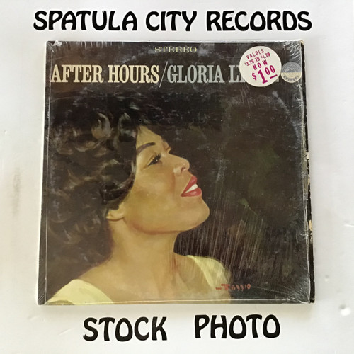 Gloria Lynne - After Hours - vinyl record LP