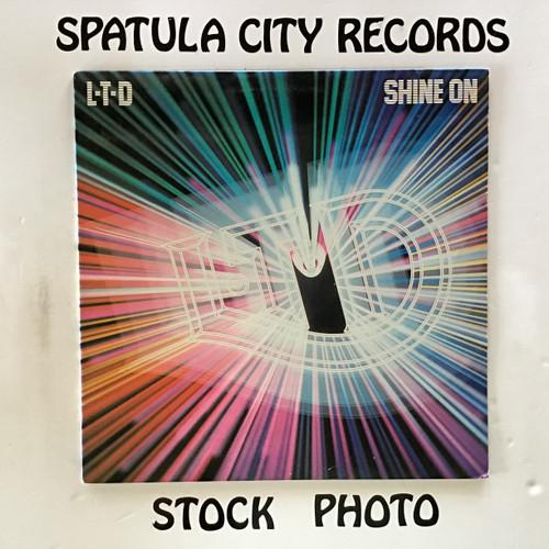 L.T.D. -  Shine On - vinyl record LP