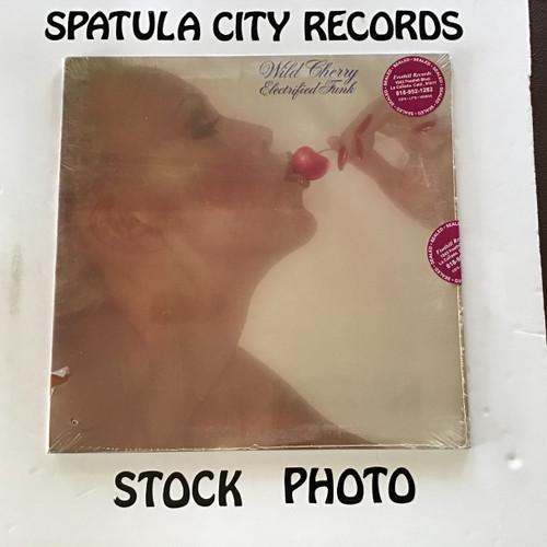 Wild Cherry - Electrified Funk  - SEALED - vinyl record LP