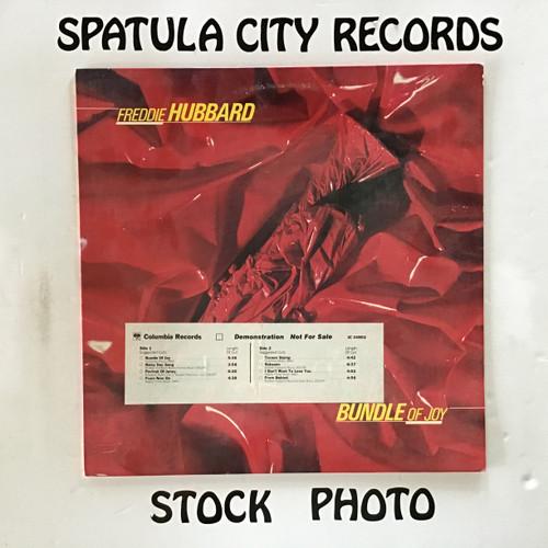 Freddie Hubbard - Bundle of Joy - WLP PROMO - vinyl record LP