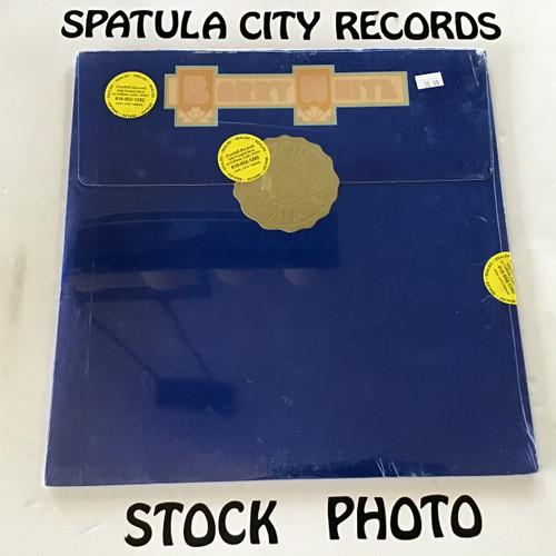 Barry White - Barry White The Man - SEALED - vinyl record LP