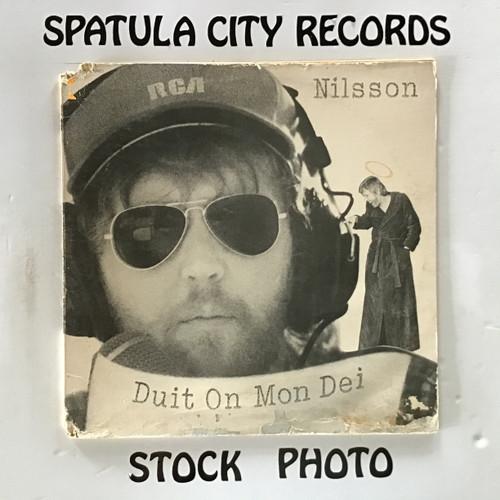 Nilsson - Duit on Mon Dei - vinyl record LP