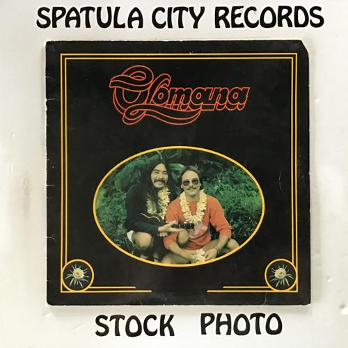 Olomana - Come To Me Gently - vinyl record LP