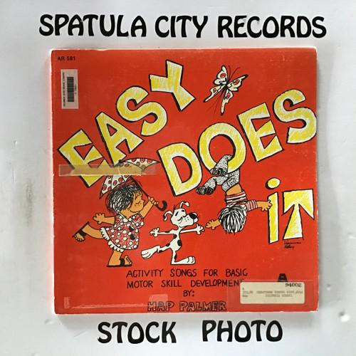 Hap Palmer - Easy Does It - vinyl record LP