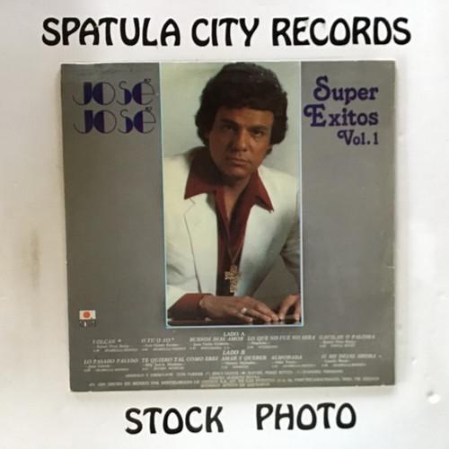 Jose Jose - Gracias - vinyl record LP