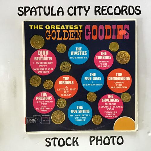 Greatest Golden Goodies, The - compilation - vinyl record LP