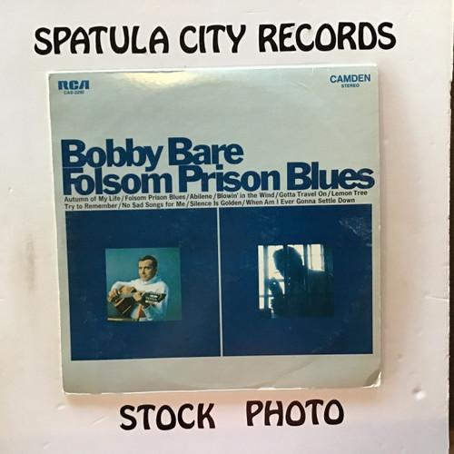 Bobby Bare - Folsom Prison Blues - vinyl record LP