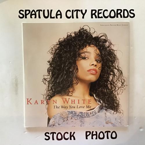 Karyn White - The Way You Love - vinyl record LP
