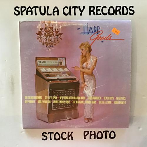Hard Goods - compilation - double vinyl record LP