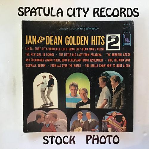 Jan and Dean - Golden Hits Volume 2 - vinyl record LP