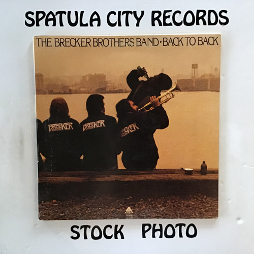 Brecker Brothers, The - Back to Back - vinyl record LP