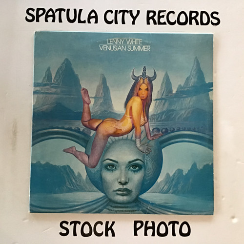Lenny White - Venusian Summer - vinyl record LP