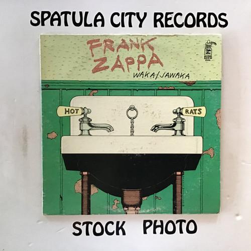 Frank Zappa - Waka/Jawaka-Hot Rats - vinyl record LP