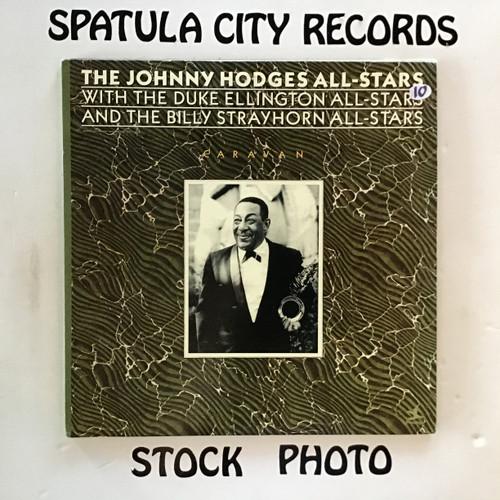 Johnny Hodges All-Stars, The with The Duke Ellington All-Stars and The Billy Strayhorn All-Stars - Caravan - double vinyl record LP