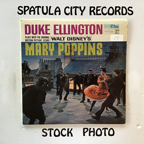 Duke Ellington - Plays with the Original Motion Picture score Mary Poppins - IMPORT - vinyl record LP