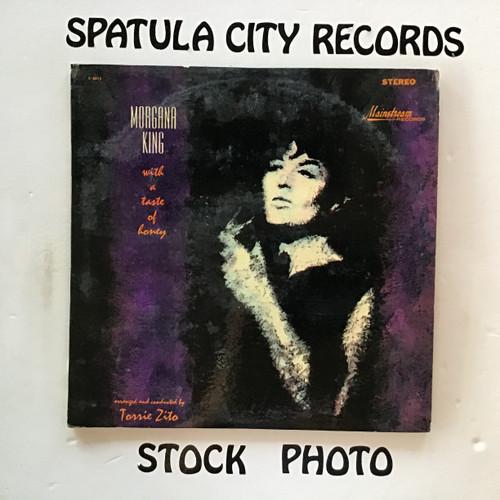 Morgana King - With A Taste of Honey - vinyl record LP