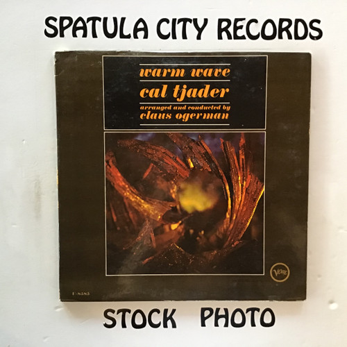 Cal Tjader - Warm Wave - MONO - vinyl record LP