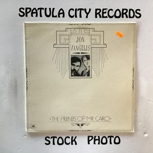 Jon and Vangelis - The Friends of Mr. Cairo - vinyl record LP