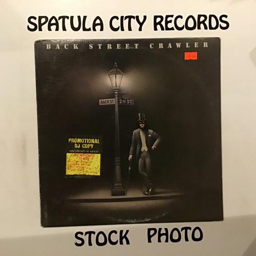Back Street Crawler - 2nd Street - vinyl record LP