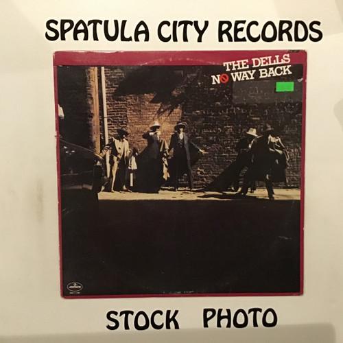 Dells, The - No Way Back - vinyl record LP