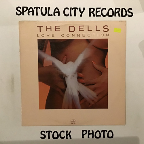 Dells, The - Love Connection - vinyl record LP