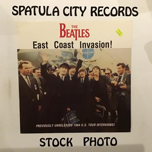 Beatles, The - East Coast Invasion - vinyl record LP